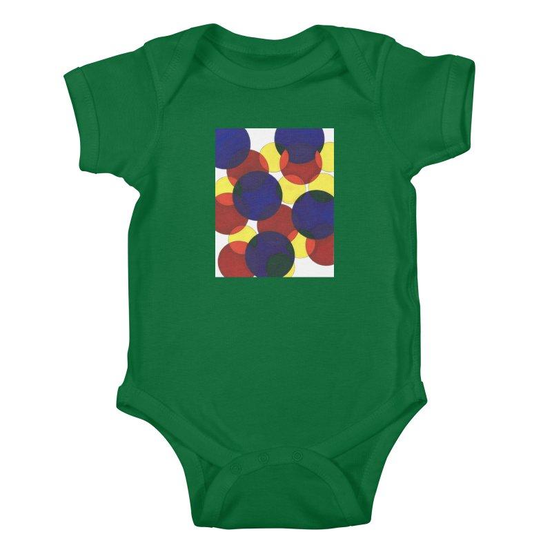 Circ Us Kids Baby Bodysuit by Damon Davis's Shop
