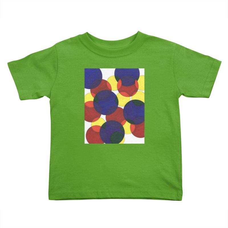 Circ Us Kids Toddler T-Shirt by Damon Davis's Shop