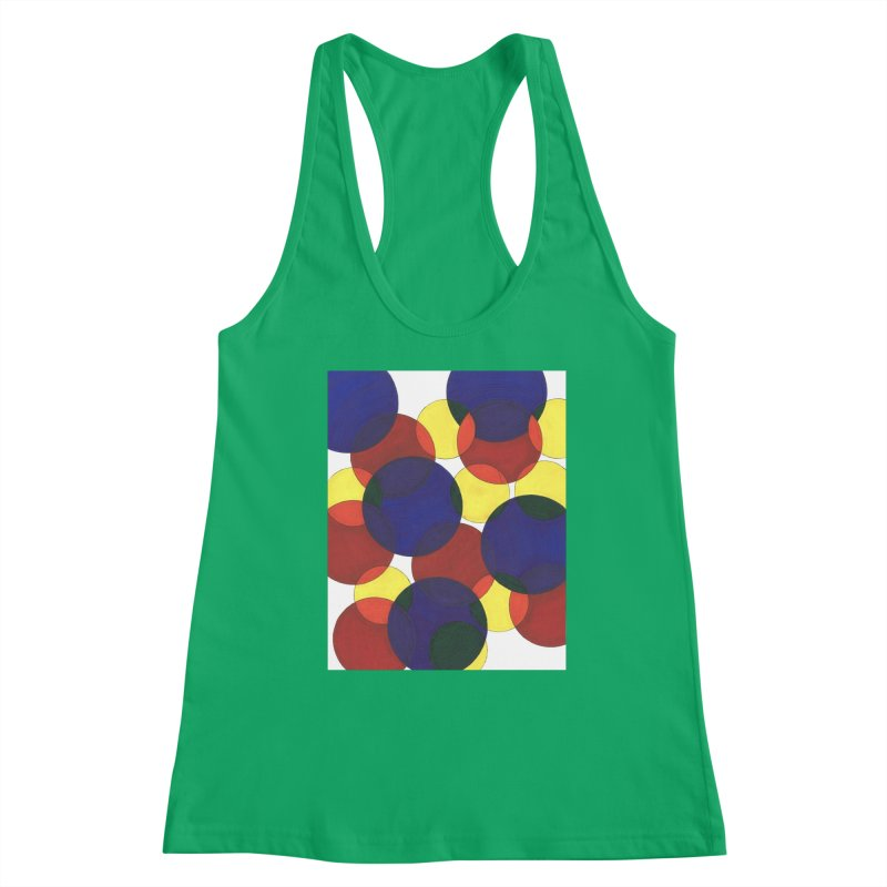 Circ Us Women's Tank by Damon Davis's Shop