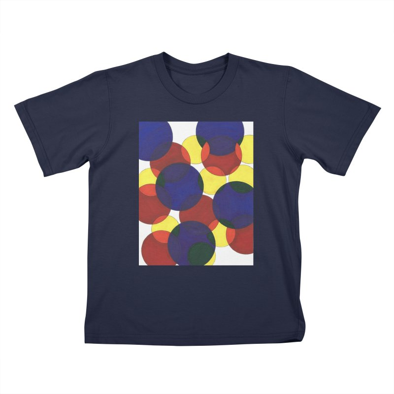 Circ Us Kids T-Shirt by Damon Davis's Shop
