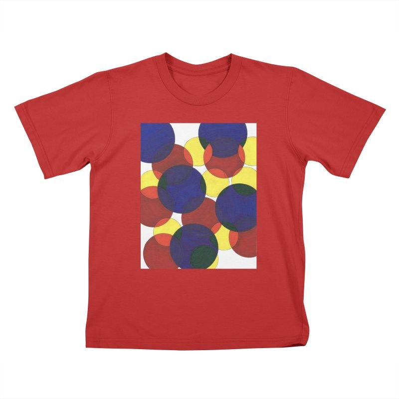 Circ Us Kids T-Shirt by Damon Davis's Shop