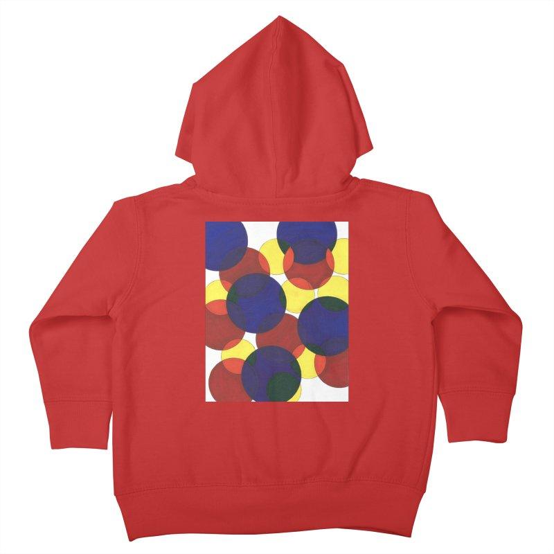 Circ Us Kids Toddler Zip-Up Hoody by Damon Davis's Shop