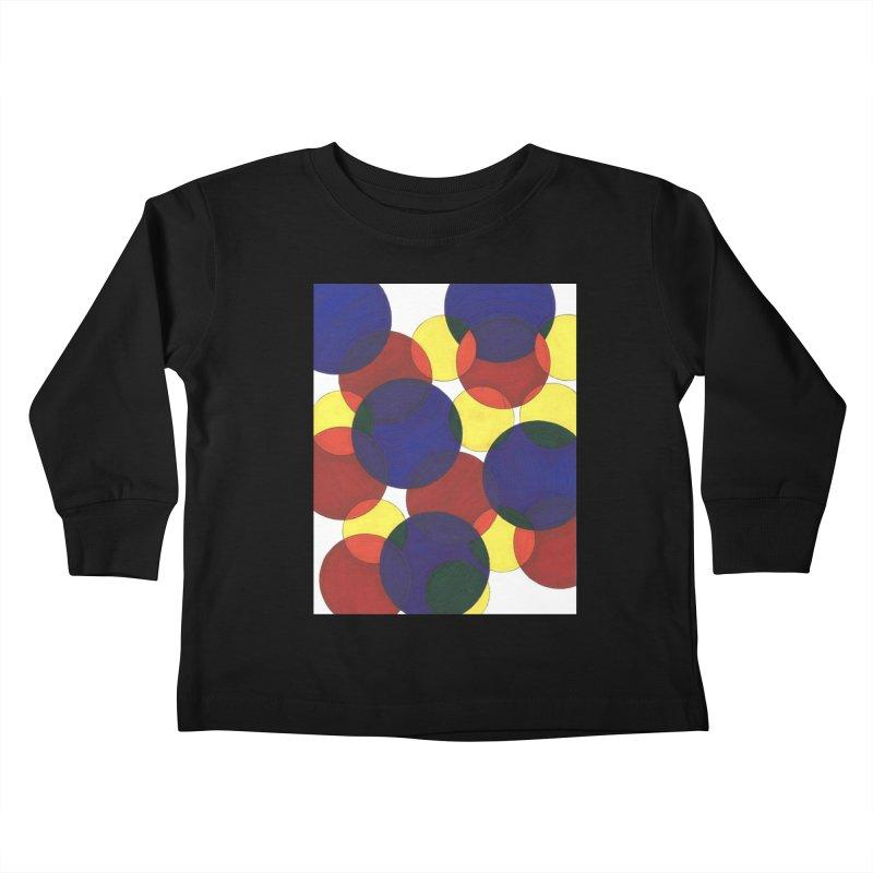 Circ Us Kids Toddler Longsleeve T-Shirt by Damon Davis's Shop