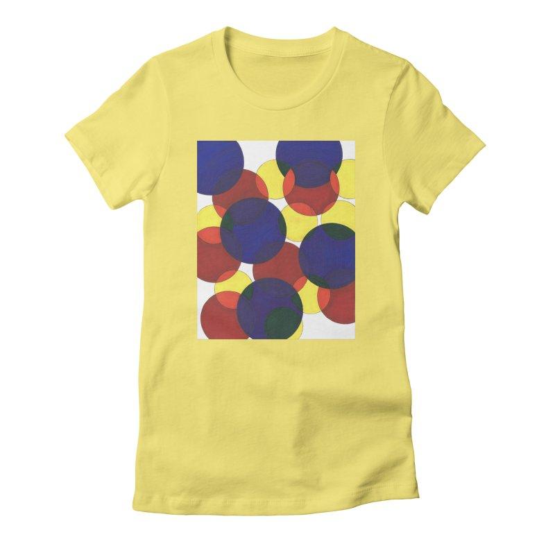 Circ Us Women's T-Shirt by Damon Davis's Shop
