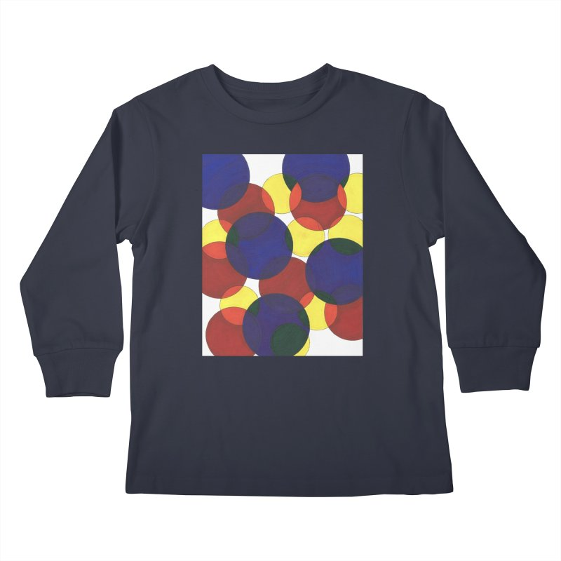 Circ Us Kids Longsleeve T-Shirt by Damon Davis's Shop