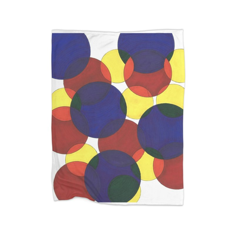 Circ Us Home Blanket by Damon Davis's Shop