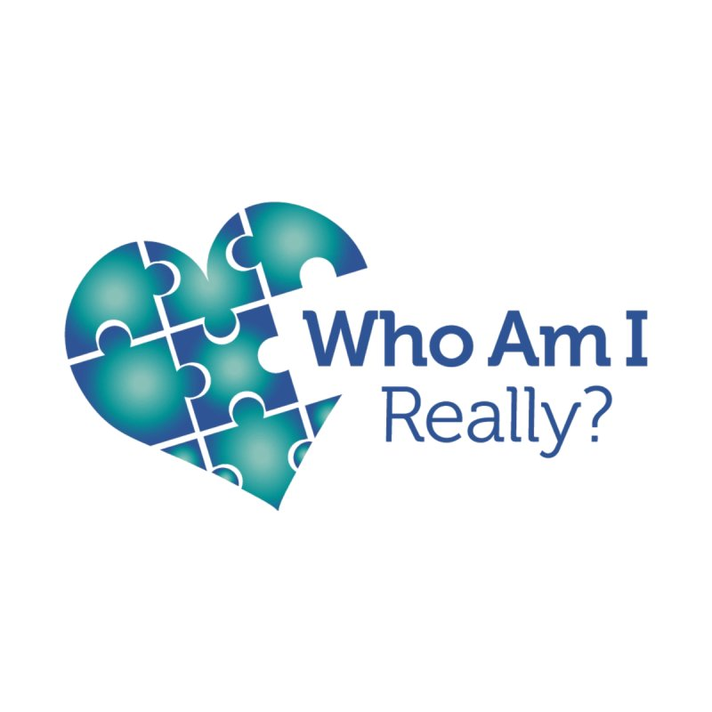 Who Am I Really Men's T-Shirt by Damon Davis's Shop
