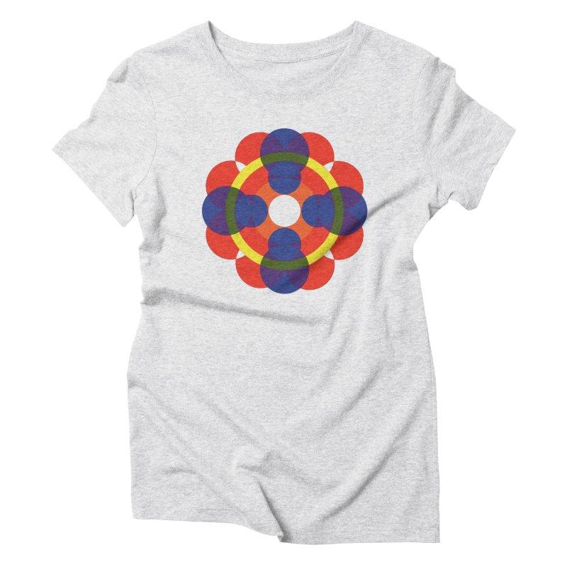 Roundabout Women's T-Shirt by Damon Davis's Shop