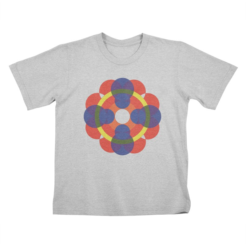 Roundabout Kids T-Shirt by Damon Davis's Shop