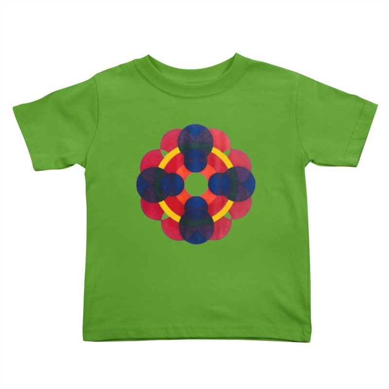 Roundabout Kids Toddler T-Shirt by Damon Davis's Shop