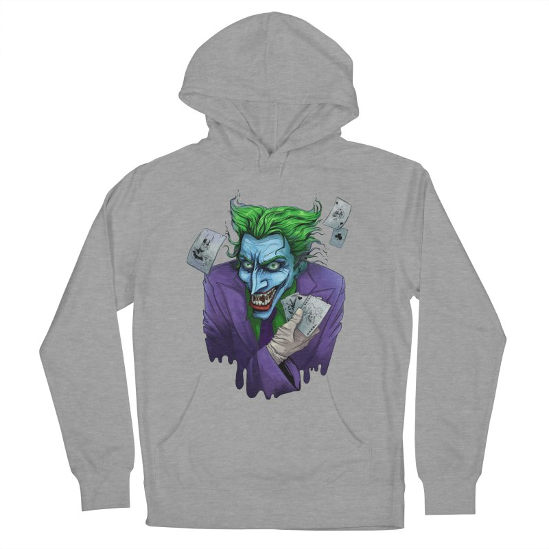 Joker Women's Pullover Hoody by Diana's Artist Shop