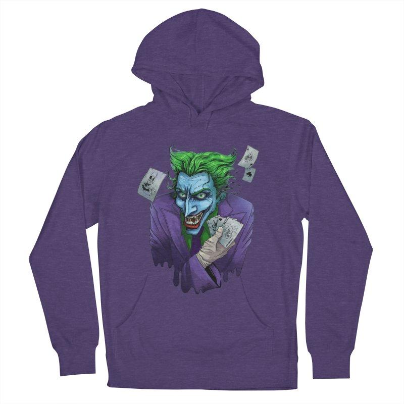 Joker Men's Pullover Hoody by Diana's Artist Shop