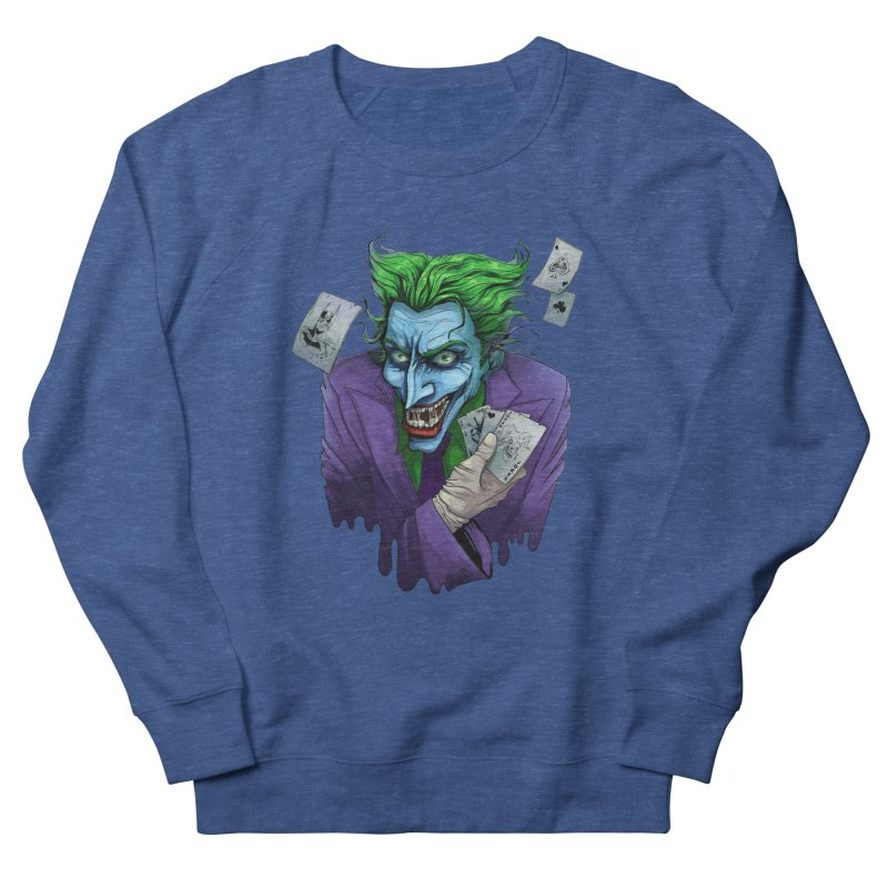 Joker Men's Sweatshirt by Diana's Artist Shop