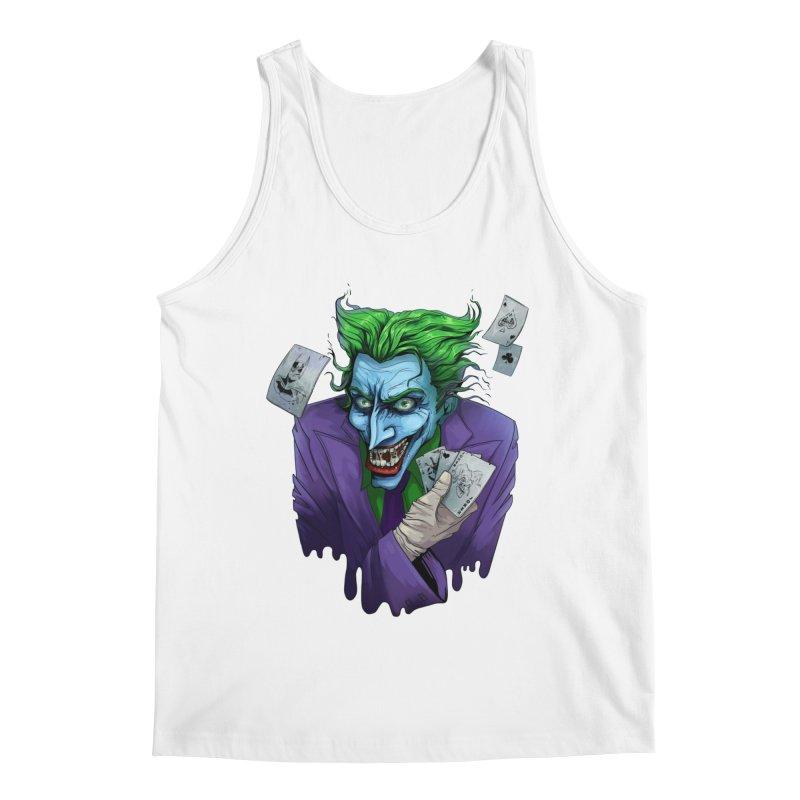 Joker Men's Regular Tank by Diana's Artist Shop