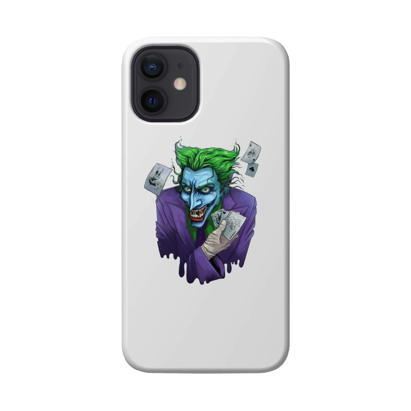Joker Accessories Phone Case by Diana's Artist Shop