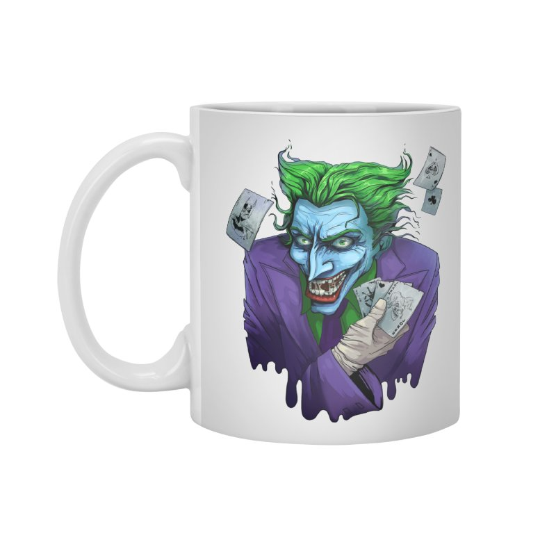 Joker Accessories Mug by Diana's Artist Shop