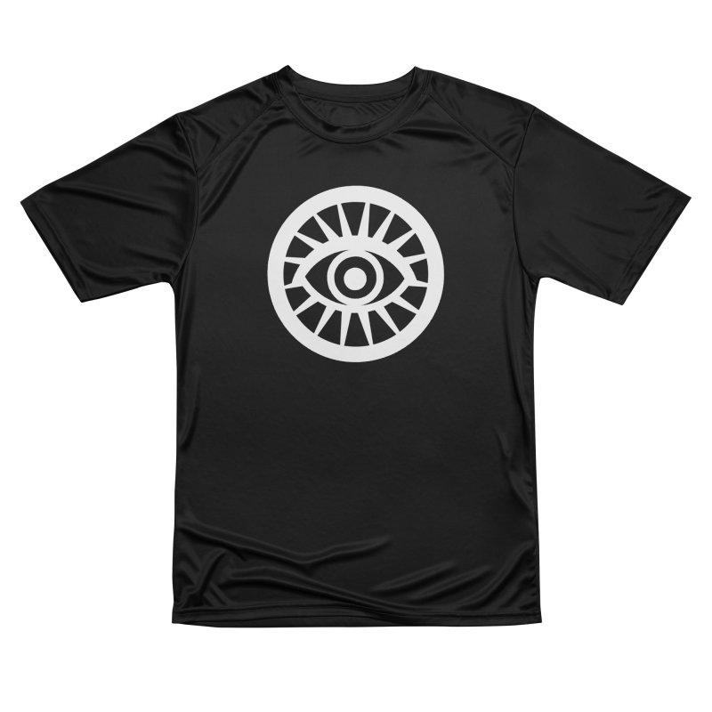 'HARPER' Eye Logo (White) Women's T-Shirt by danburley's Artist Shop