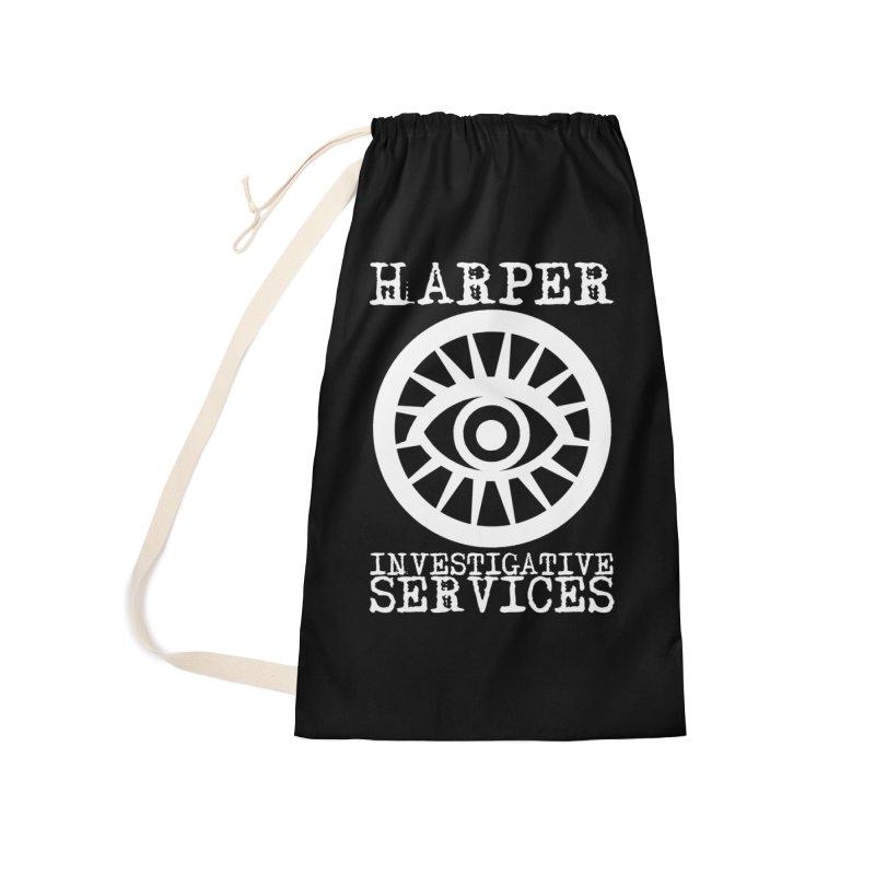 Harper Investigative Services (Dark) Accessories Bag by danburley's Artist Shop