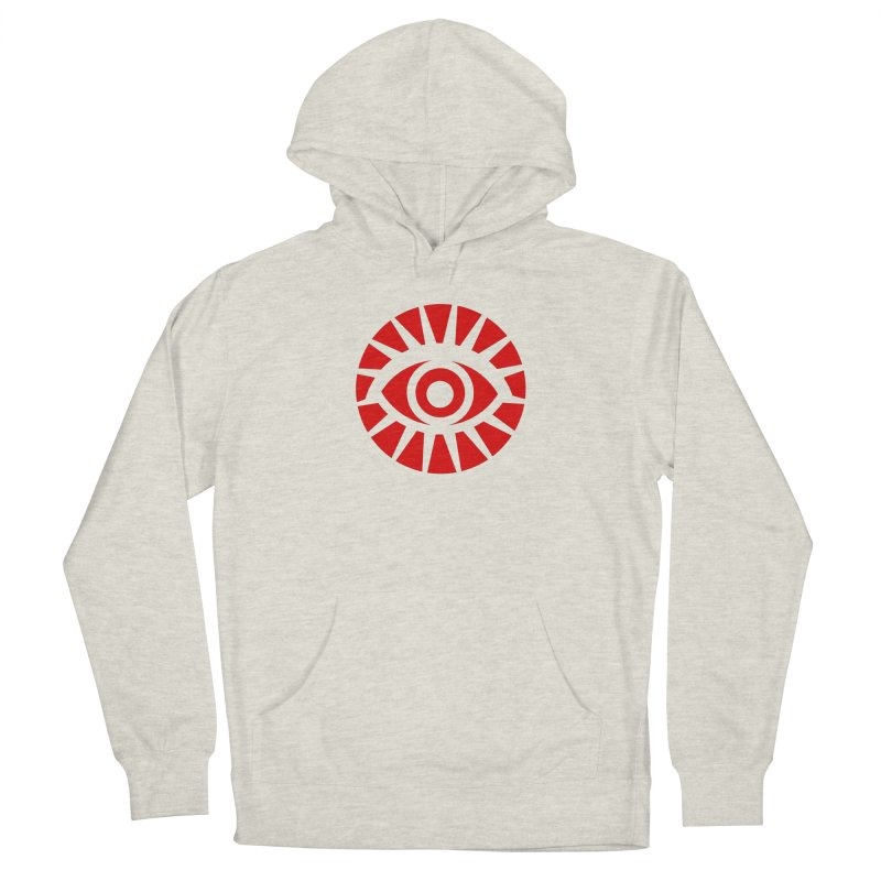 All-Seeing Eye (Red) Men's Pullover Hoody by danburley's Artist Shop