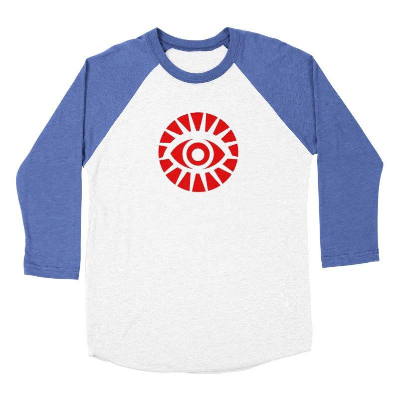 All-Seeing Eye (Red) Men's Longsleeve T-Shirt by danburley's Artist Shop