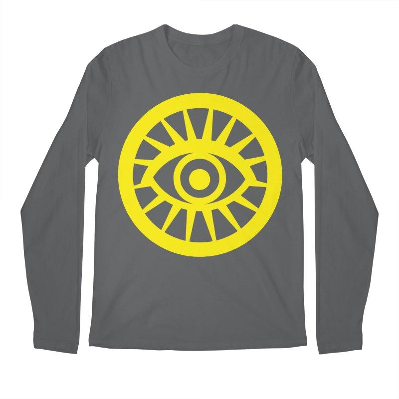Robyn's Eye Men's Longsleeve T-Shirt by danburley's Artist Shop
