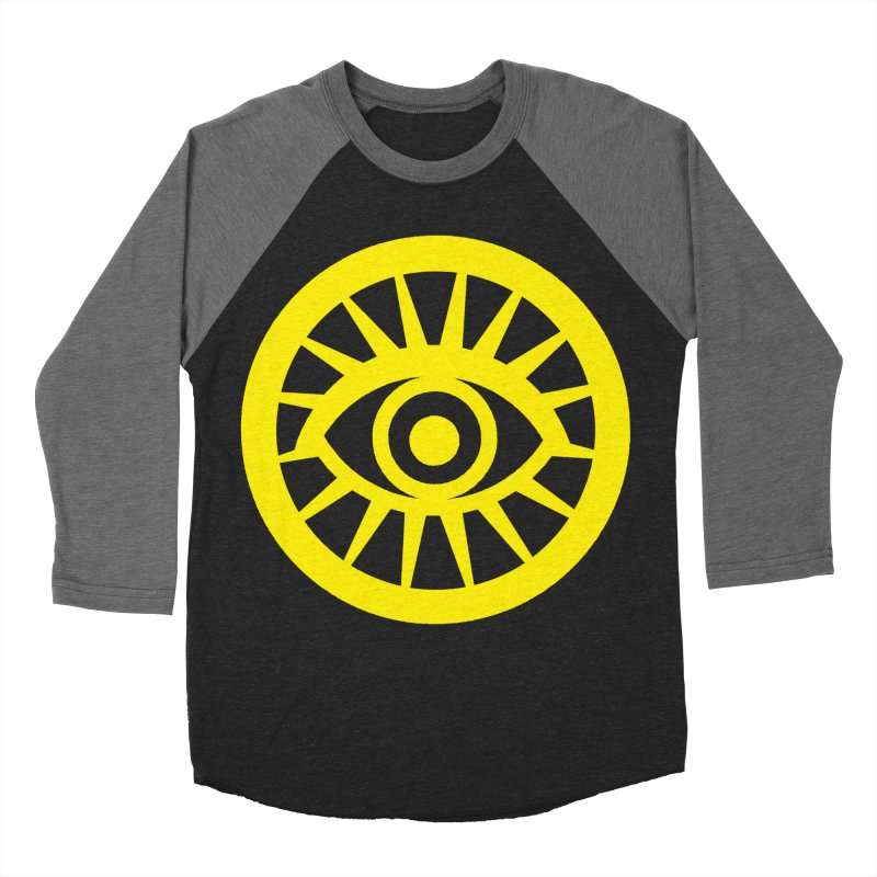 Robyn's Eye Women's Baseball Triblend Longsleeve T-Shirt by danburley's Artist Shop