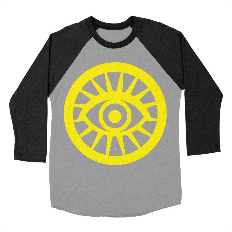 Robyn's Eye Women's Baseball Triblend Longsleeve T-Shirt by danburley's Artist Shop