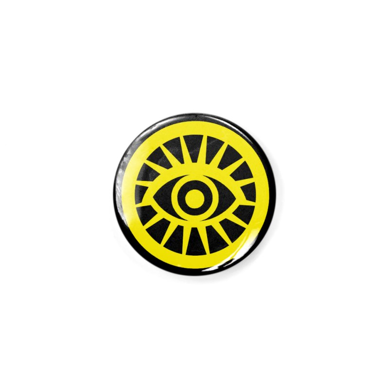 Robyn's Eye Accessories Button by danburley's Artist Shop
