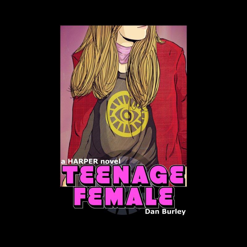 Teenage Female by danburley's Artist Shop