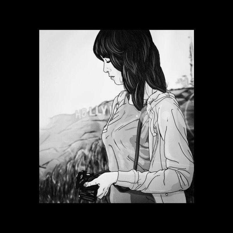 God Bless The Girl (Noir) by danburley's Artist Shop