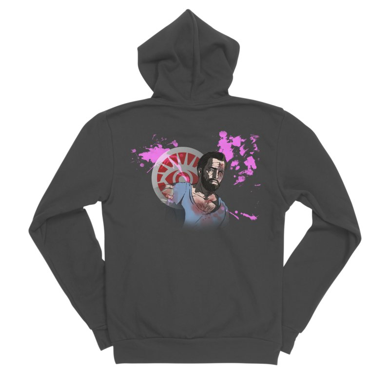 Bully For You Women's Sponge Fleece Zip-Up Hoody by danburley's Artist Shop