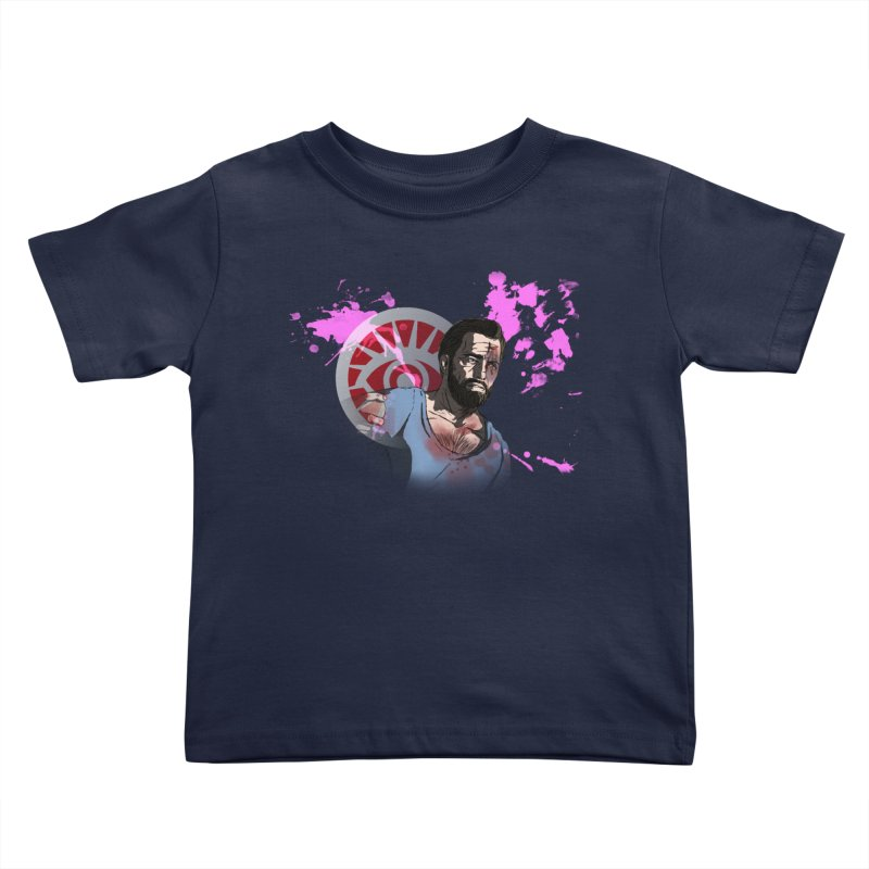 Bully For You Kids Toddler T-Shirt by danburley's Artist Shop
