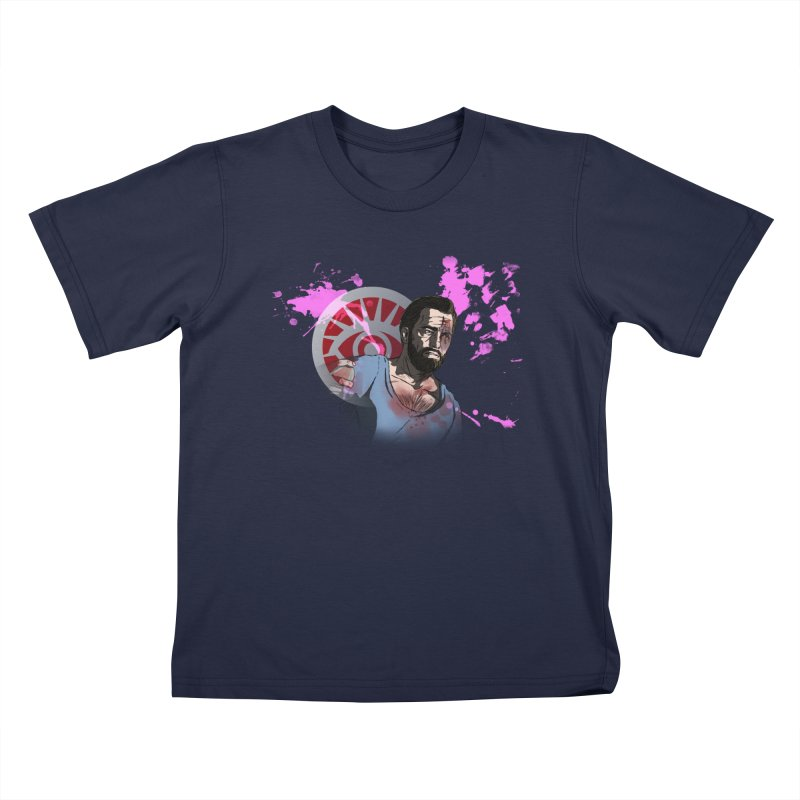 Bully For You Kids T-Shirt by danburley's Artist Shop