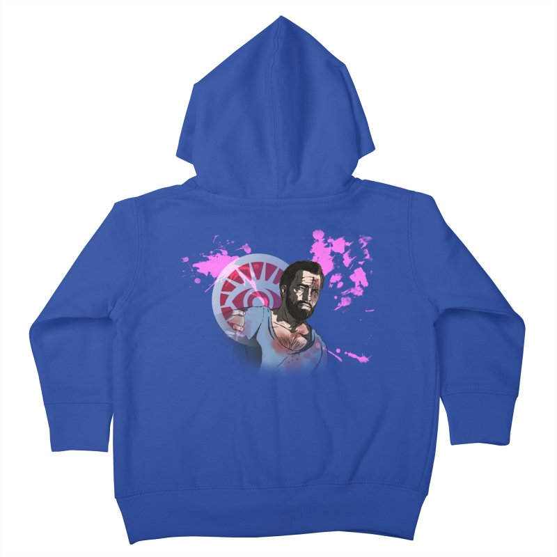 Bully For You Kids Toddler Zip-Up Hoody by danburley's Artist Shop