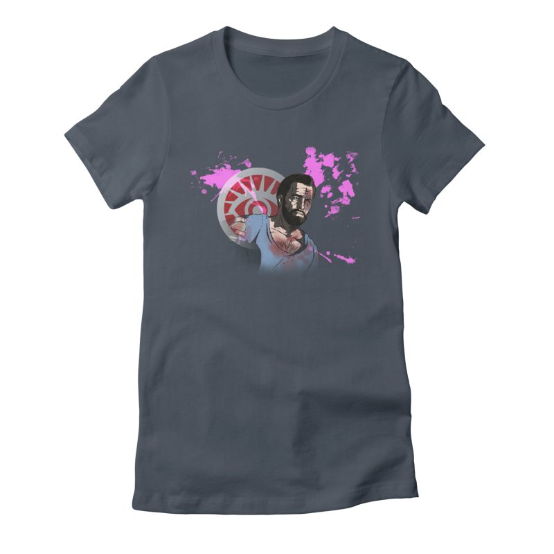 Bully For You Women's Fitted T-Shirt by danburley's Artist Shop