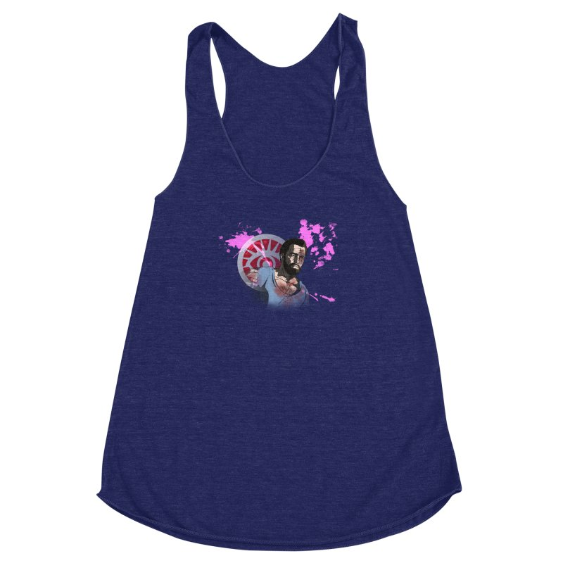 Bully For You Women's Racerback Triblend Tank by danburley's Artist Shop
