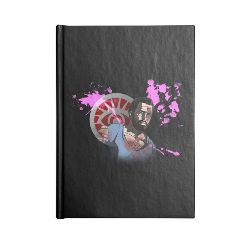 Bully For You Accessories Blank Journal Notebook by danburley's Artist Shop