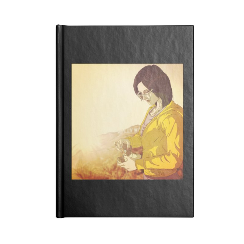 God Bless The Girl Accessories Blank Journal Notebook by danburley's Artist Shop