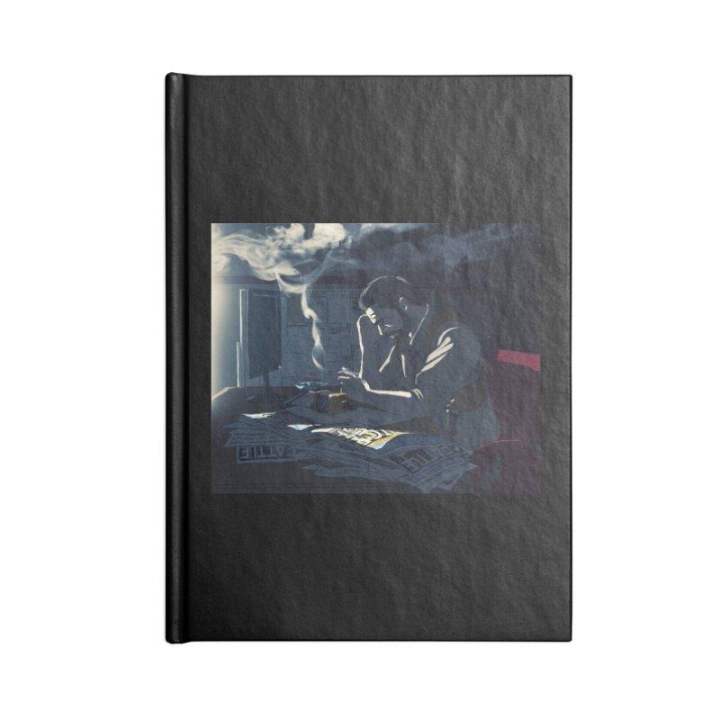 Sense of Doubt Accessories Blank Journal Notebook by danburley's Artist Shop