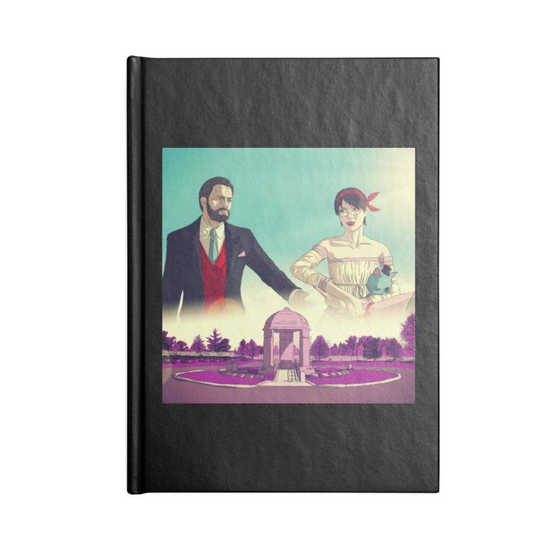 Purple Haze Accessories Blank Journal Notebook by danburley's Artist Shop