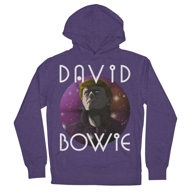 Waiting in the Sky Women's French Terry Pullover Hoody by danburley's Artist Shop