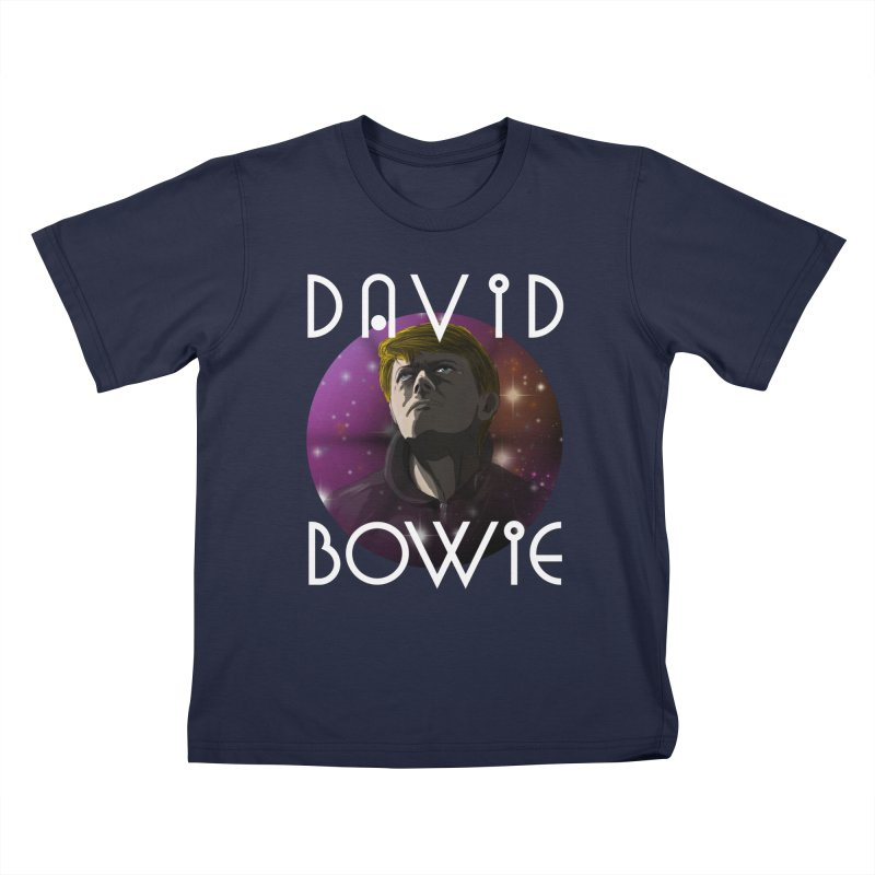 Waiting in the Sky Kids T-Shirt by danburley's Artist Shop