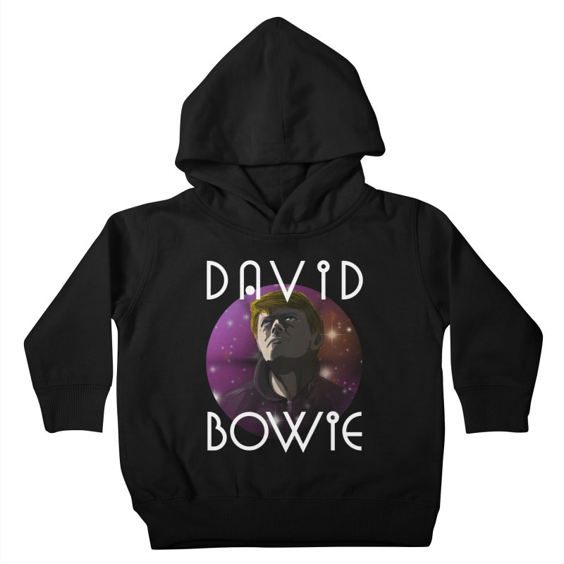 Waiting in the Sky Kids Toddler Pullover Hoody by danburley's Artist Shop