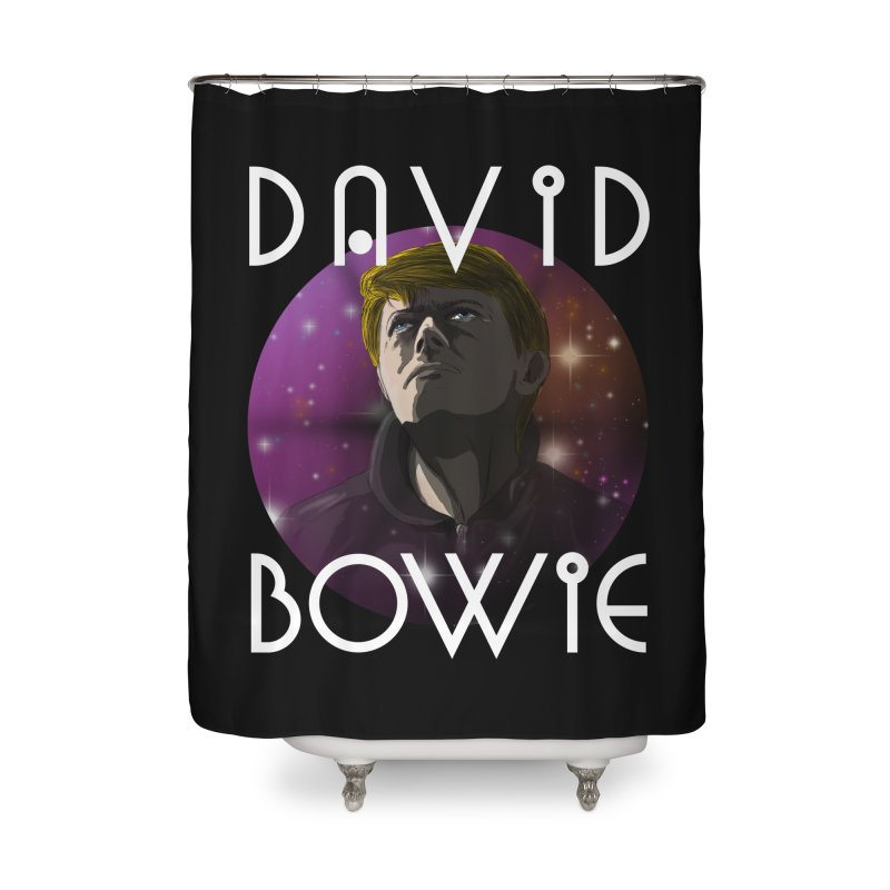 Waiting in the Sky Home Shower Curtain by danburley's Artist Shop