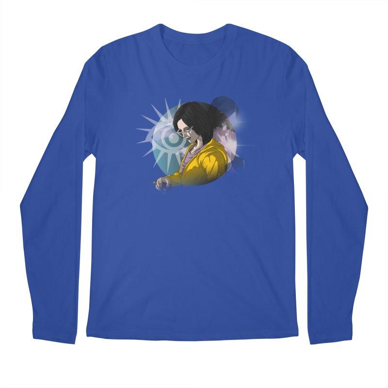 Maryanne Harper Men's Regular Longsleeve T-Shirt by danburley's Artist Shop