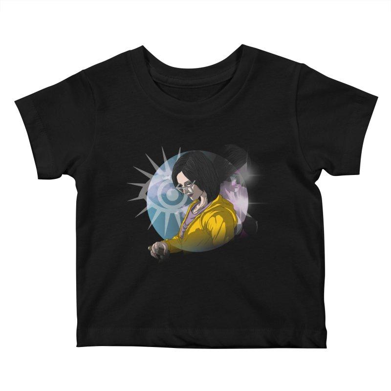 Maryanne Harper Kids Baby T-Shirt by danburley's Artist Shop