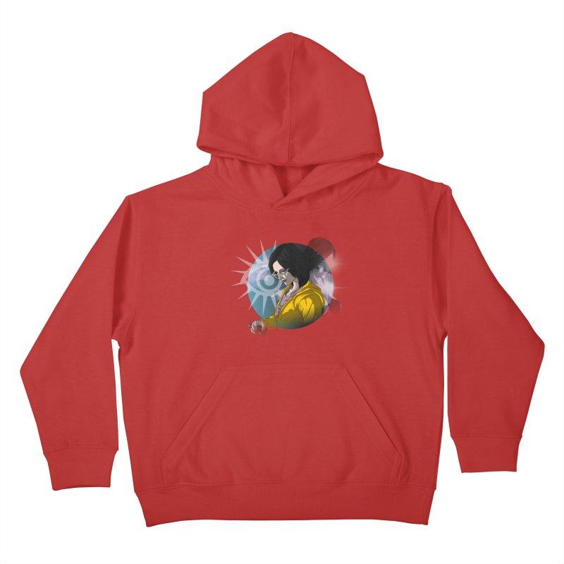 Maryanne Harper Kids Pullover Hoody by danburley's Artist Shop