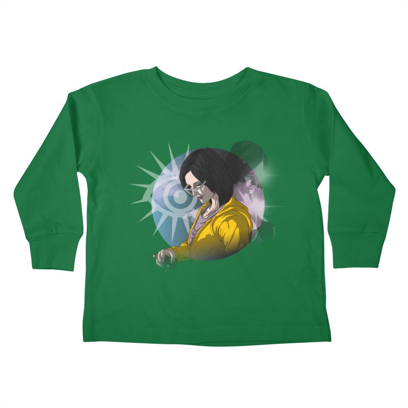 Maryanne Harper Kids Toddler Longsleeve T-Shirt by danburley's Artist Shop