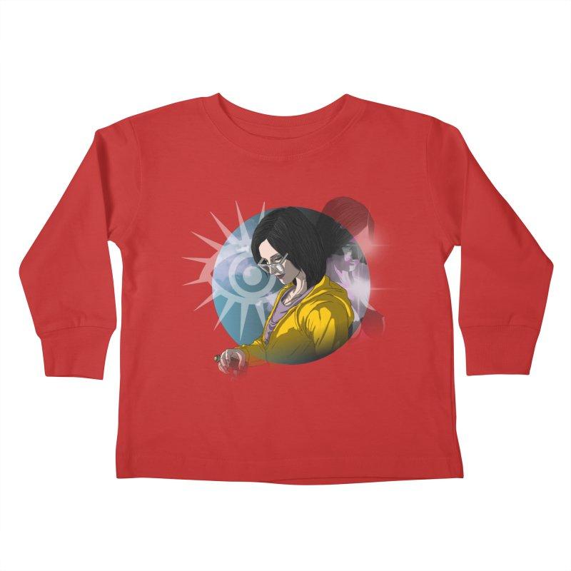 Maryanne Harper Kids Toddler Longsleeve T-Shirt by danburley's Artist Shop