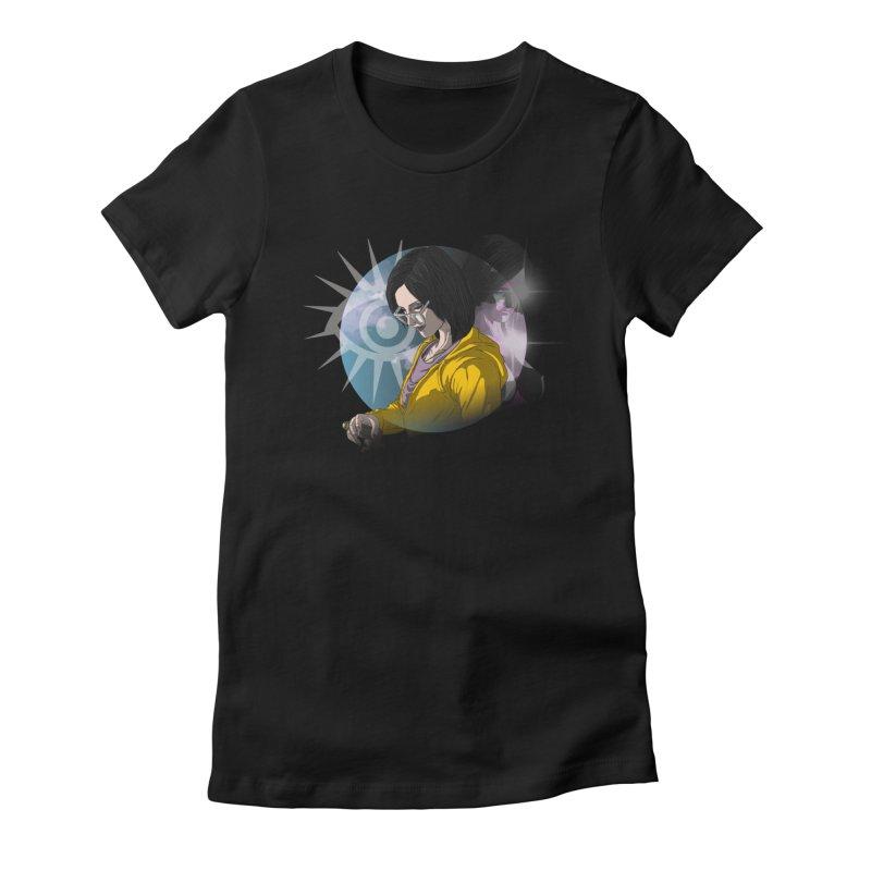 Maryanne Harper Women's Fitted T-Shirt by danburley's Artist Shop